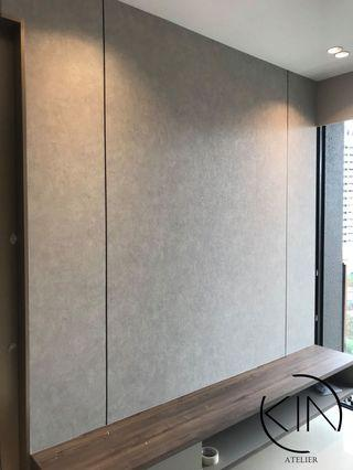 Wallpaper / Completed Residential Project