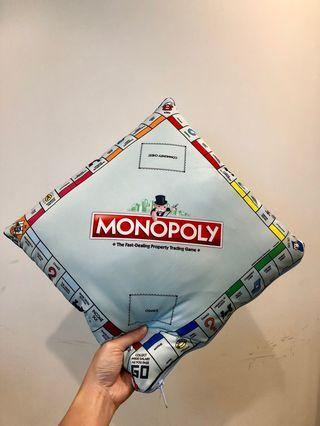 🚚 Monopoly Couch Cushion