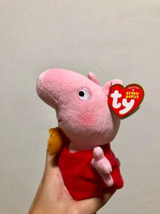 Authentic Peppa Pig from TY