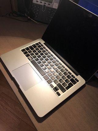 MacBook Pro 13inch (not working!)
