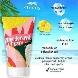 fleecy Deodorant Cream