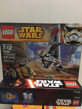 🚚 Lego 75081