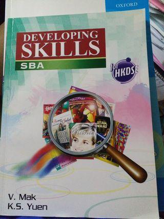 Developing skills for HKDSE-SBA