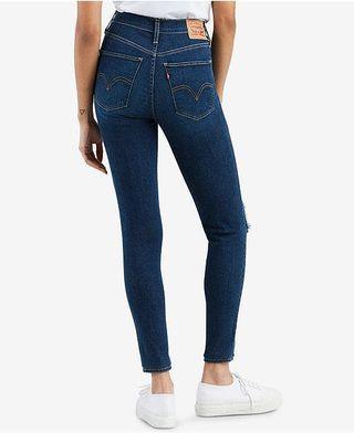 Levi mile high super skinny jeans