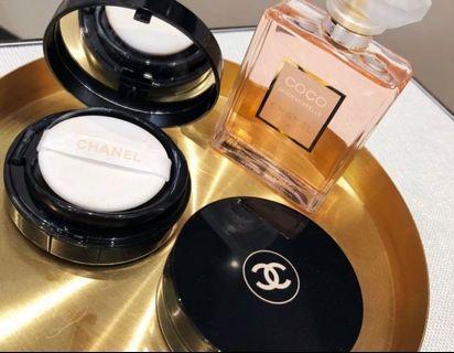 Chanel 香奈兒保濕氣墊粉餅