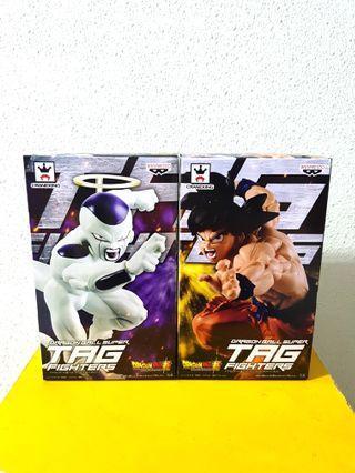 Dragon Ball Tag Fighters Goku & Frieza