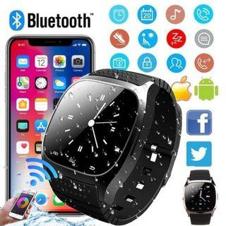 Android & ios Smart Watch M26 Bluetooth Smart Sport Watch