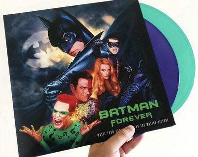 Batman Forever: Music From The Motion Picture Limited 2LP