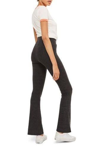 🚚 Topshop soft flare pants uk8