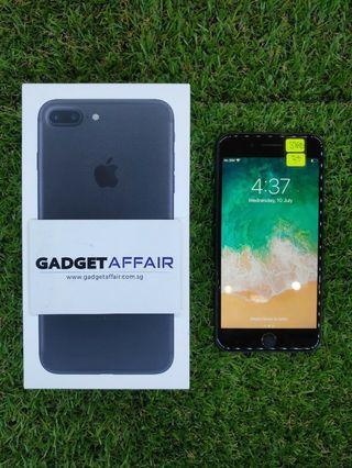 Iphone 7 Plus 32gb Black (Used)
