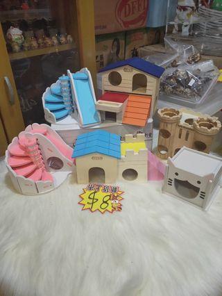 🚚 Hamster accessories!
