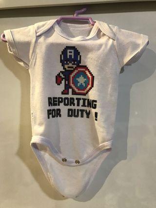 🚚 Baby Romper 0-3 months