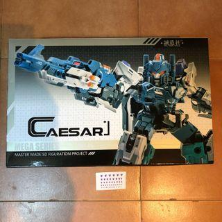 Transformers Master Made - SDT-06 Caesar (aka Overlord)(MISB) plus One Free Dry Decepticon Decal Sticker Sheet (Returned buyer get $4 off)