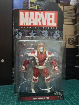 """Marvel Infinite Series Omega Red 3.75"""""""