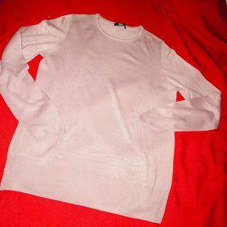 Old Rose soft pullover sweater M&S