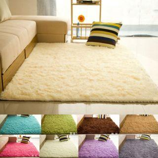 [NEW] Carpet floor Mats Rug living room home shaggy