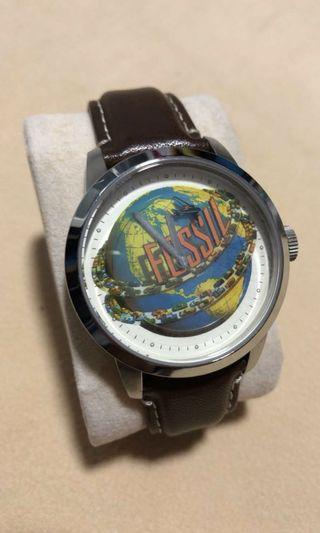🚚 🔥ONLY $50 TILL 18/7/19🔥Authentic Fossil Watch *Special Edition* - FS4899 (Genuine Leather Strap)