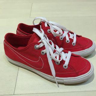 ❤️Nike 紅色 平底 休閒鞋 運動鞋