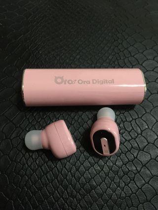 🚚 Ora Digital I8無線立體聲3D環繞藍芽耳機🎧