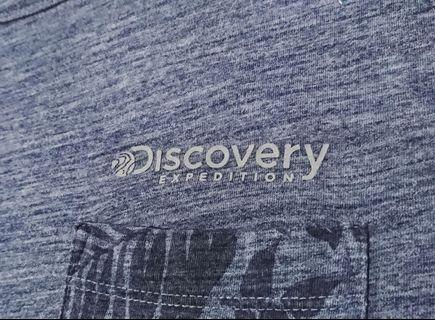 Discovery Expedition shirt
