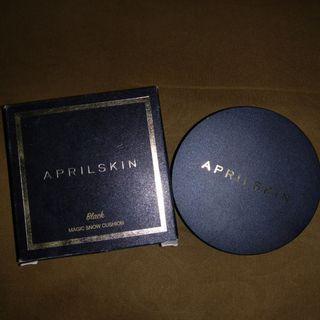 Aprilskin Magic Snow Cushion Black Shade 22