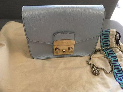 Furla Metropolis blue authentic