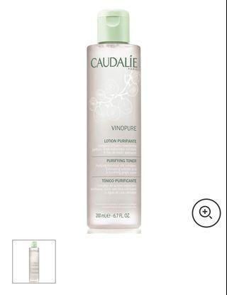 Caudalie Vinopure Clear Skin Purifying Toner 200ml
