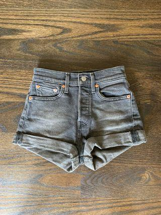 Levi's Wedgie Shorts