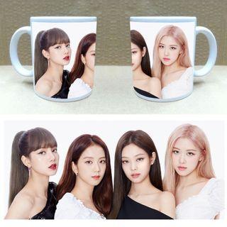 [PO] BLACKPINK Group Cup / Mug Part 8