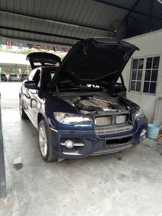 BMW X6 4.4L Xdrive50i
