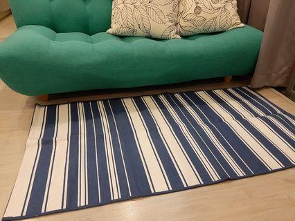 150 x 80cm Rug (IKEA product, made in India)