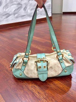 Guess Handbag Mint color