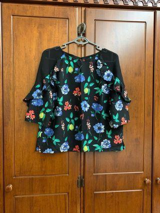 Jaspal flora blouse top