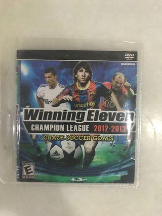 Winning Eleven Champions League 2012-13