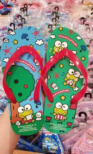 泰國直送Sanrio 拖鞋小童款