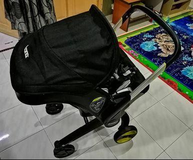 Doona+ stroller cum carseat 2in1