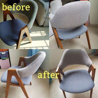(Cover) custom made cover for massage chair / sofa / etc