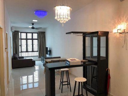D'Summit @Kempas 2room Full Furnish For Rent