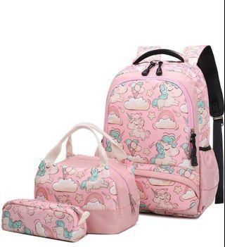 🇬🇧🇬🇧進口 LOVELY SCHOOL BAG SET