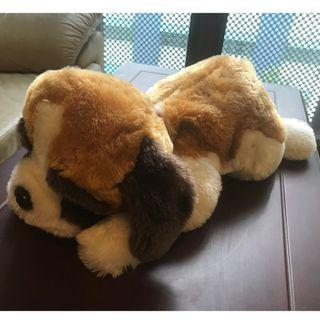 Precious Thoughts Brand Excellent Condition Big Dog Soft Toy
