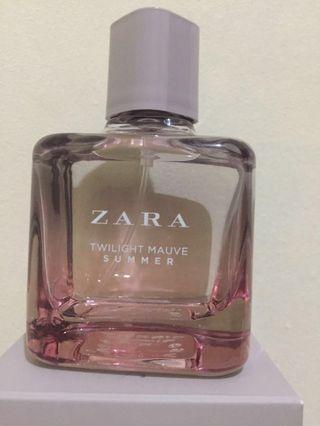 Zara Parfume Original