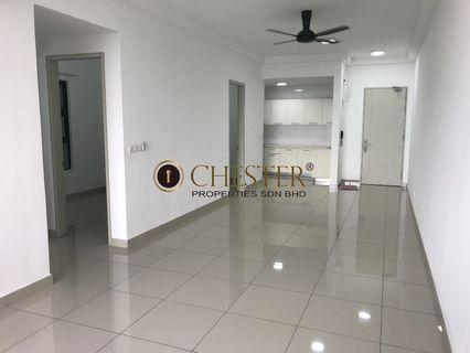 D'aman Residence For Rent,3 Rooms, 2Car Park, Near LRT , Puchong