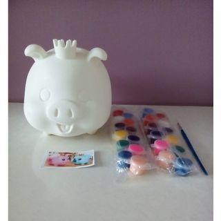 Brand New DIY Piggy Bank