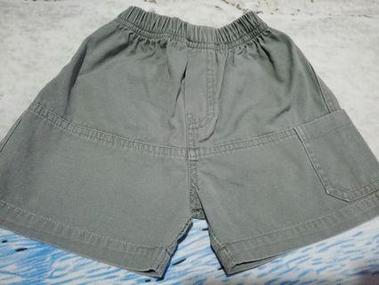 Cardigan shorts for baby boy
