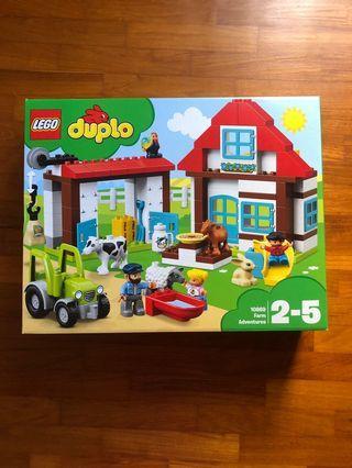 🚚 Farm LEGO Duplo