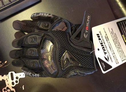TAICHI RST 391 MOTORCYCLE GLOVES FOR BEGINNERS OR PRO