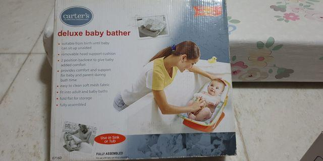 Carter Infant Deluxe Baby Bather