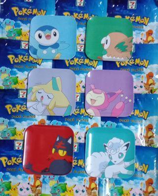 Pokemon poke plate