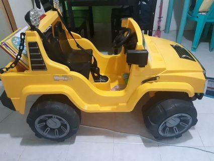 Heavy duty Hummer Toy Car