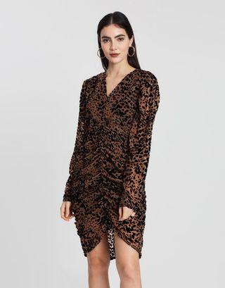 Brand New Ministry of Style Leopard Dress